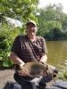 Fänge am Teich Schloß Entenfang